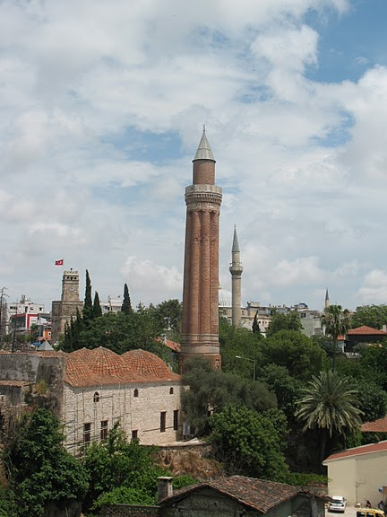 Старая мечеть. Анталия